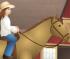 di Cavalli da Cavalcare nella Fattoria