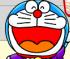 di Badminton di Doraemon