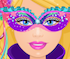 Maschere di Carnevale con Barbie